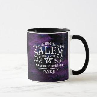 Salem Magick und Zauberei Fayre 1692 Tasse
