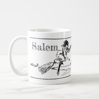 Salem Massachusetts, Hexen in der Tinten-Tasse Kaffeetasse
