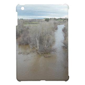 Saline-Fluss nördlich der Veteranen-Denkmal-Brücke Hüllen Für iPad Mini