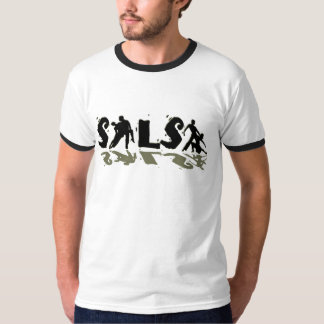 SALSA T - Shirt - für Salsatanzliebhaber