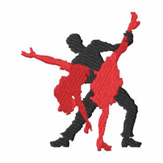Salsa-Tänzer Polohemd