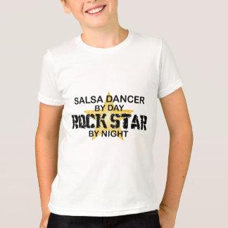 Salsa-Tänzer-Rockstar bis zum Nacht T-Shirt