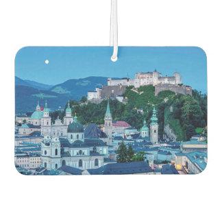 Salzburg-Stadt, Österreich Autolufterfrischer