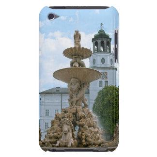 Salzburg-Wohnsitz-Brunnen iPod Touch Hülle