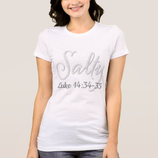 Salziges Luke-14:34 - Shirt 35