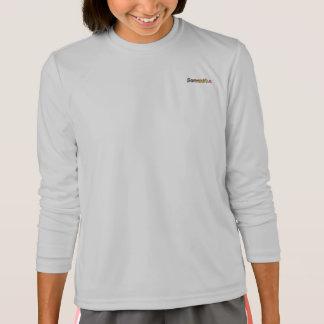 Samantha Sport-Tek langer Hülsen-T - Shirt