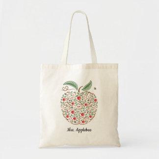 Samen der Apple-Taschen-der Tasche des