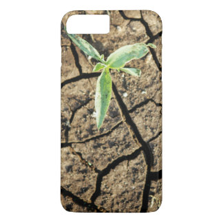 Sämling in gebrochener Erde iPhone 8 Plus/7 Plus Hülle