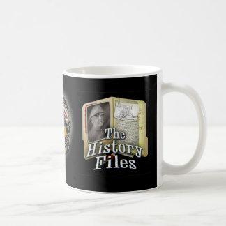 Sammeldatei-Tasse Kaffeetasse