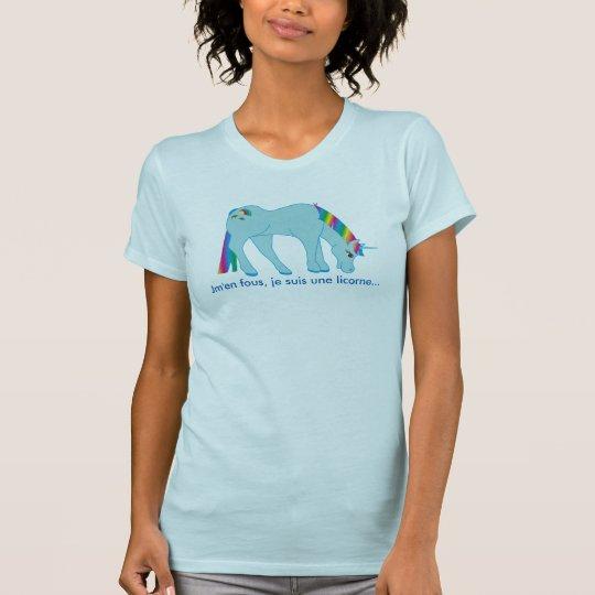 "Sammlung ""Spaß"" Einhornt-shirt T-Shirt"