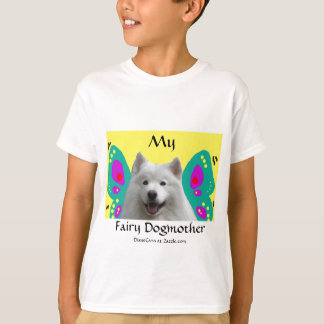 Samoyed-Fee Dogmother T-Shirt