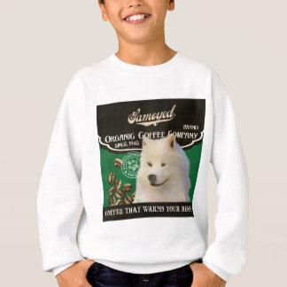 Samoyed-Marke - Organic Coffee Company Sweatshirt