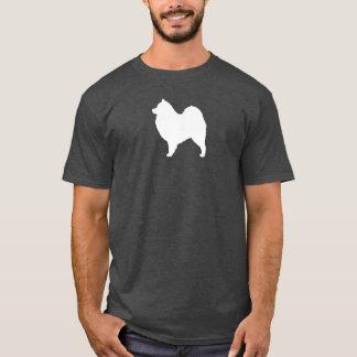 Samoyed-Silhouette T-Shirt