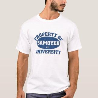 Samoyed-Universität T-Shirt