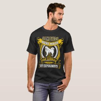 Samoyeds-Hunde gemacht Umarmungs-nicht T-Shirt