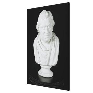 Samuel Johnson (1709-84) 1777 (Gips) Gespannte Galerie Drucke