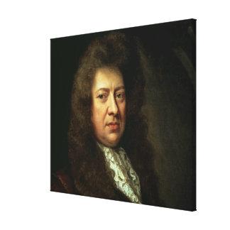 Samuel Pepys Gespannte Galeriedrucke