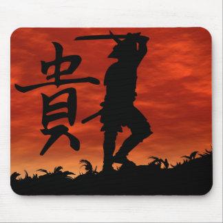 Samurai-Ehre Mauspads