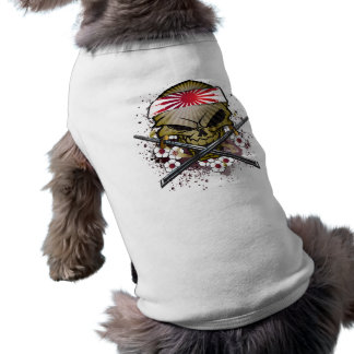 Samurai-Hund - HAUSTIER-Shirt T-Shirt