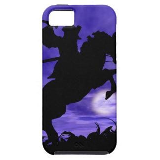 Samurais auf Pferd iPhone 5 Etui
