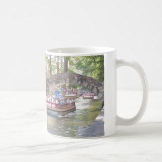 San- Antoniofluss-Weg Kaffeetasse