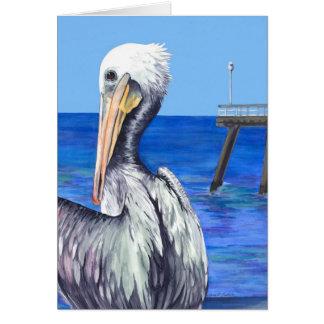 San Clemente-Pelikan Karte