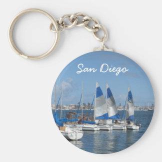 San Diego, CA Schlüsselanhänger