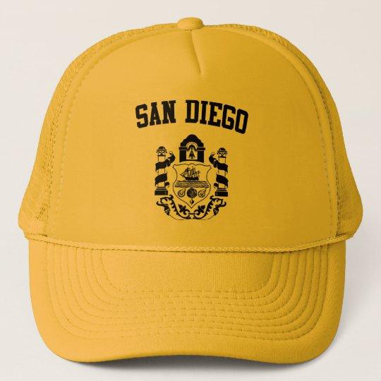 San Diego Emblem Baseballcaps