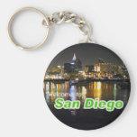San Diego la nuit Porte-clés