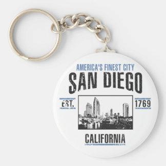 San Diego Schlüsselanhänger