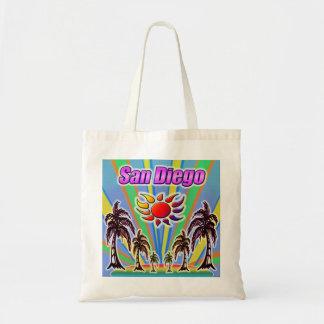 San Diego Sommer-Liebe-Taschen-Tasche Tragetasche