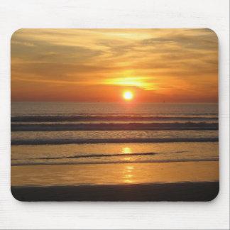 San Diego Sonnenuntergang 2 Mousepad