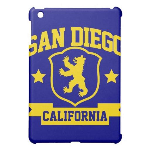 San Diego Wappenkunde iPad Mini Hülle
