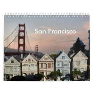 San Francisco Abreißkalender