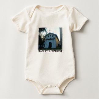 San Francisco Auftrag Dolores Baby Strampler