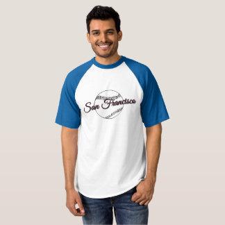 San Francisco Baseball-Spaß T - Shirt