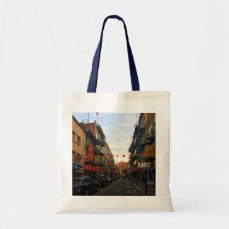 San Francisco Chinatown Taschen-Tasche Laternen-#2 Tragetasche