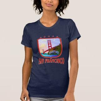 San Francisco Dunkelheits-T-Shirts T-Shirt