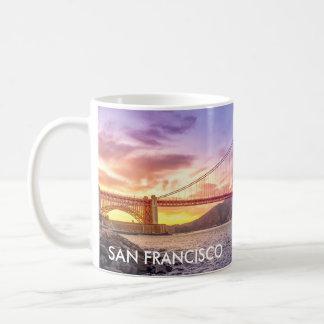 San Francisco - Golden gate bridge Kaffeetasse