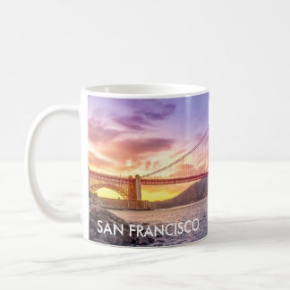 San Francisco - Golden gate bridge Tasse