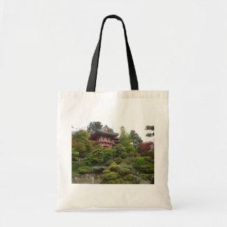 San Francisco japanische Tee-Garten-Taschen-Tasche Tragetasche