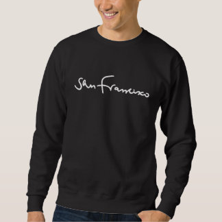 San Francisco Unterzeichnungs-Sweatshirt Sweatshirt