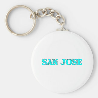 San Jose Schlüsselanhänger