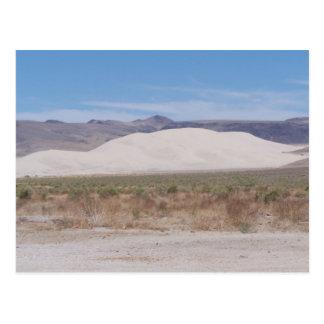 Sand-Berg Fallon, Nevada Postkarte