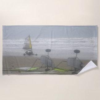 Sand Yachting und Ausrüstungs-Badetuch Strandtuch