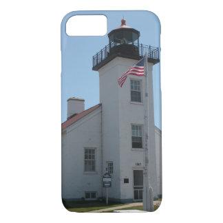Sandpoint Leuchtturm iPhone 7 Hülle