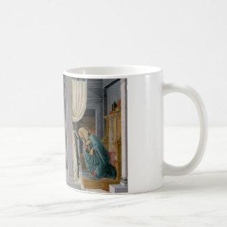 Sandro Botticelli - die Ankündigung Kaffeetasse
