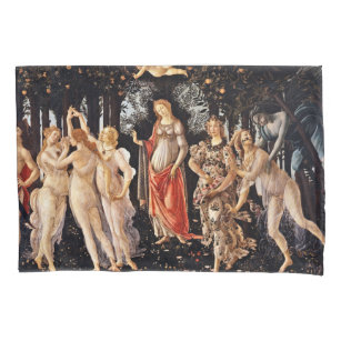 Sandro Botticelli - Frühjahr Kissenbezug