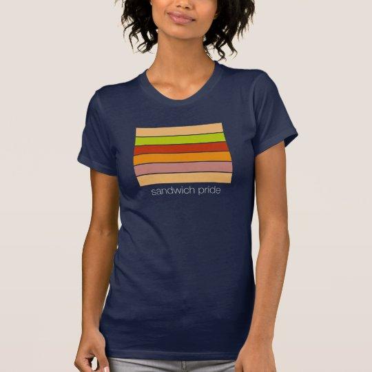 Sandwich-Stolz T-Shirt
