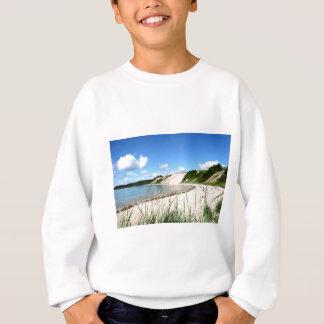 Sandy-Bucht-Strand Sweatshirt